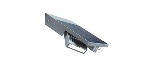 Outdoor Solarleuchte mit Lutec TILLY Bewegungsmelder