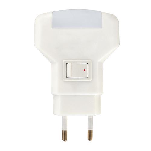 Mini Energiesparlampe 1W 230V rot