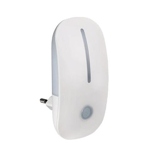 Weißes LED-Nachtlicht mit Sensor