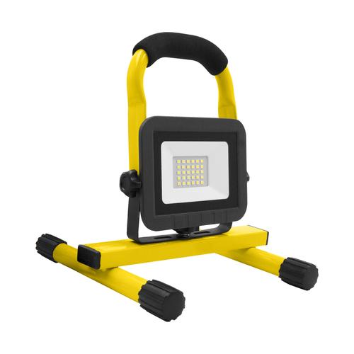 20W 6400K schlanker tragbarer LED Fluter
