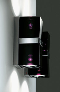 Fabbian Cubetto D28 Dekoration für eine Kerze - Transparent - D28 Z01 00 small 2