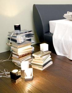 Fabbian Cubetto D28 Dekoration für eine Kerze - Transparent - D28 Z01 00 small 10