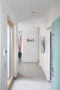 Wandleuchte Fabbian Beluga Farbe D57 7W mit Kordel - Kupfer - D57 D03 41 small 14