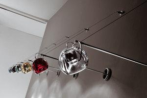 Wandleuchte Fabbian Beluga Farbe D57 7W mit Kordel - Kupfer - D57 D03 41 small 4