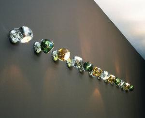 Wandleuchte Fabbian Beluga Farbe D57 7W mit Kordel - Kupfer - D57 D03 41 small 8