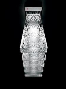 Fabbian Vicky D69 5W Tischlampe + Lampenschirm - Weiß - D69 B03 01 small 5