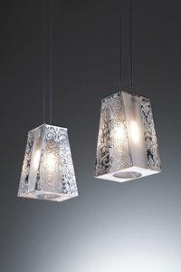 Fabbian Vicky D69 5W Tischlampe + Lampenschirm - Weiß - D69 B03 01 small 7