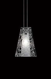 Fabbian Vicky D69 5W Tischlampe + Lampenschirm - Weiß - D69 B03 01 small 9