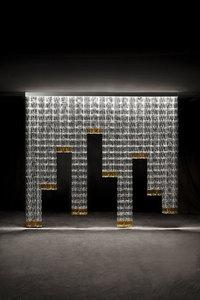 Fabbian Tile Zubehör D95 Abdeckleiste 90cm - Goldaluminium - D95 Z12 74 small 27