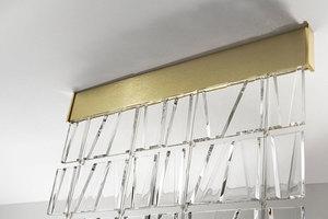 Fabbian Tile Zubehör D95 Abdeckleiste 90cm - Goldaluminium - D95 Z12 74 small 18