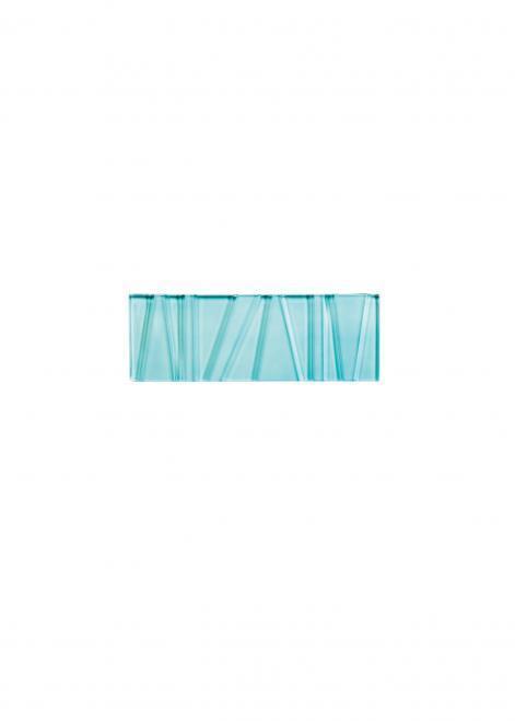 Fabbian Fliesenzubehör D95 Glas - Aquamarin - D95 E01 05