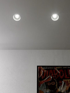 Fabbian Tools F19 LED Einbauleuchte - F19 F53 01 small 3