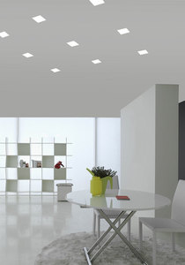 Fabbian Tools F19 LED Einbauleuchte - Weiß - F19 F63 01 small 2