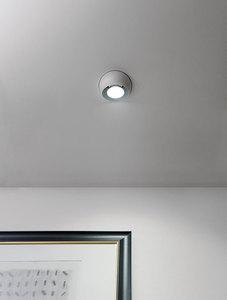 Fabbian Tools F19 LED Einbauleuchte - Weiß - F19 F63 01 small 4