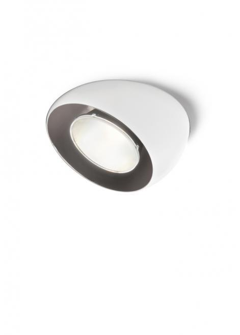 Fabbian Tools F19 LED Einbauleuchte - Weiß - F19 F63 01