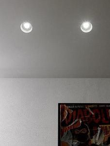 Fabbian Tools F19 LED Einbauleuchte - chrom - F19 F63 15 small 3