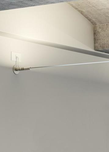 LED Streifen und Streifen Fabbian Metro F49 116W 6m 3000K - F49 G01 35