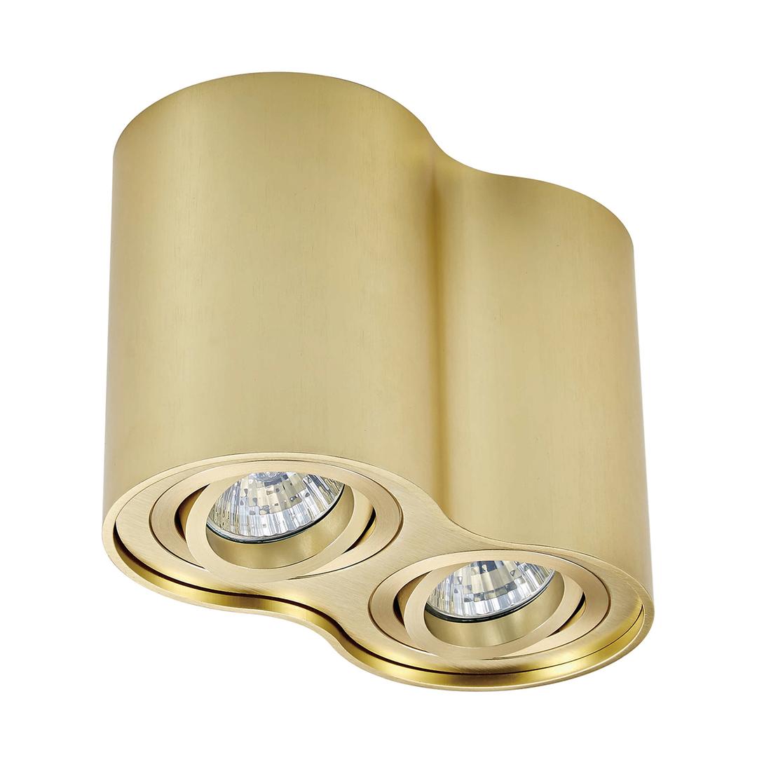 Zuma Linie 50407-GD RONDOO SL 2 UP SPOT GOLD / GOLD