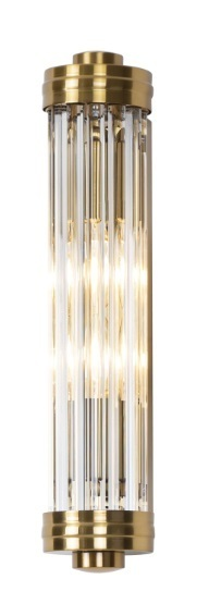 Florence Wandleuchte Messing W0240 Max Light
