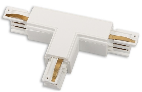 TRACK T-Verbinder links weiß MHT1-T / L-WH Max Light