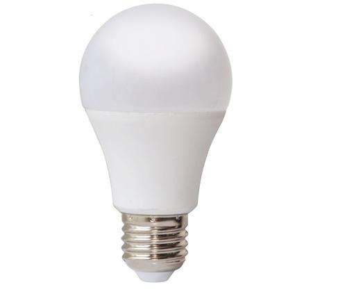 LED 10W E27 A60 Birne. Farbe: kalt