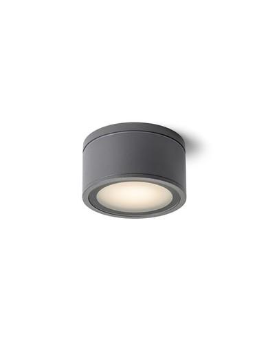 Moderne Deckenleuchte Merido R10430 Anthrazit Redlux + LED-Lampe
