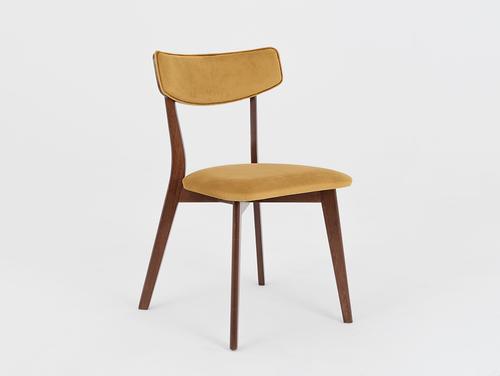 Stuhl für den Raum TONE SOFT Walnuss, Passionsfrucht