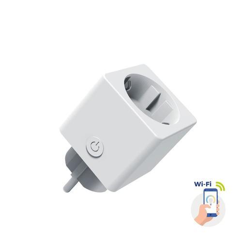 WIFI-Buchse mit Spectrum Smart Leistungsmesser