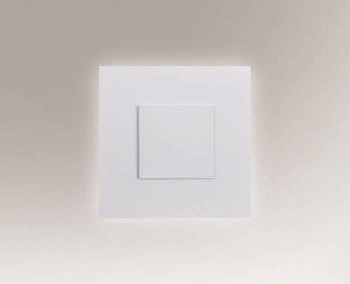 Wandleuchte quadratische Wandleuchte Shilo NIMI 4464