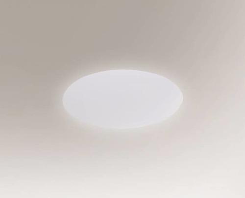 Ovale Wandleuchte Shilo SUZU 4470