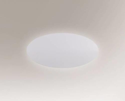 Wandleuchte oval Shilo SUZU 4471