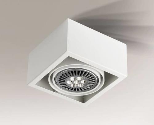 Einseitige Leuchte mit modernem Design Shilo UTO 1142-GU10