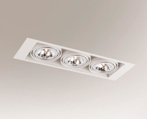 MUKO 3314 GU10 50W Downlight-Lampe