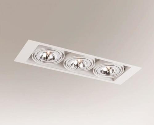 MUKO 3314 G53 50W Downlight-Beleuchtung