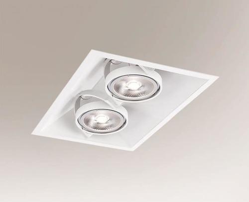 Einbauleuchte SANO 3371 G53 50W Downlights