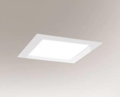 LED Einbauleuchte TOTTORI IL 3367 10W 850lm Quadrat