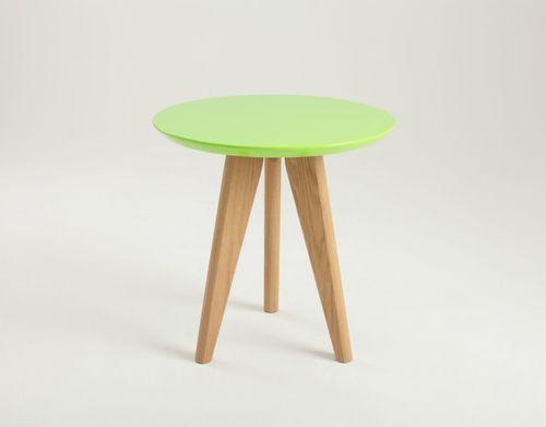 OSLO S Tisch - grün, Asche