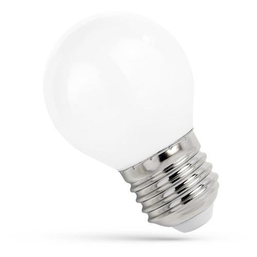 LED-Kugel E-27 230v 6w Zahnrad Nw Milchspektrum