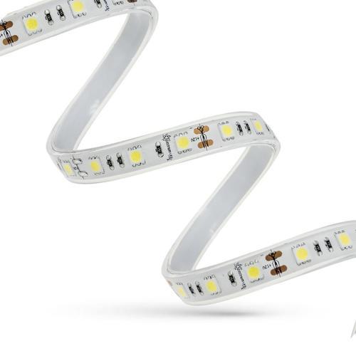 LED-Streifen 44w / 5m 3528 120led / 1m Nw 2 Jahre Eco 1m (Rolle 5m) ohne Abdeckung