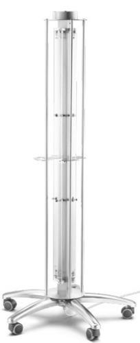 Tragbare UV-Lampe - Pflege mobil MB-150-UVC-4x40W