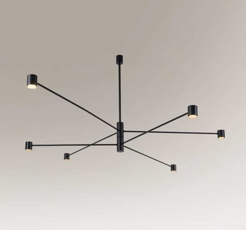 Moderne modernistische Lampe SHILO SAKATA 7828