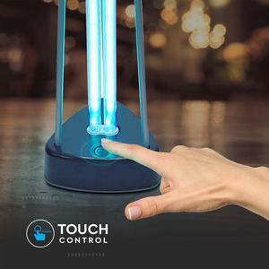 Viruzide keimtötende Lampe 38W 60m2 UVC OZON V-TAC VT-3238 small 5