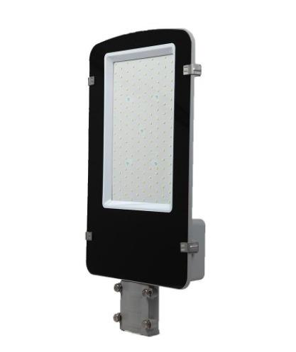 Straßenlaterne LED SAMSUNG CHIP A ++ 100W Grau 4000K 12000lm 5 Jahre Garantie