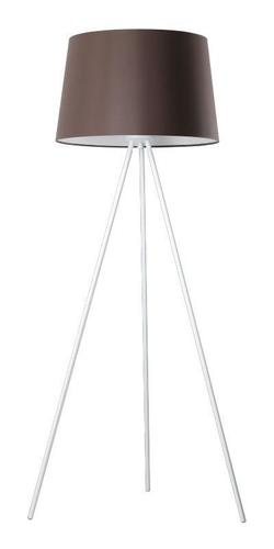 Designer Stehlampe Lea Bronze