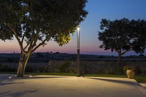 Platek Gartenlaterne - TRIS COB LED 3000K small 2