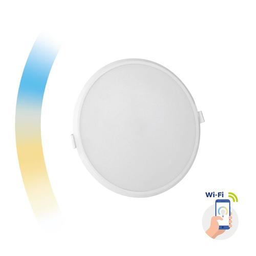 Algine 22w Cct + Dim Wi-Fi Spectrum Smart Round