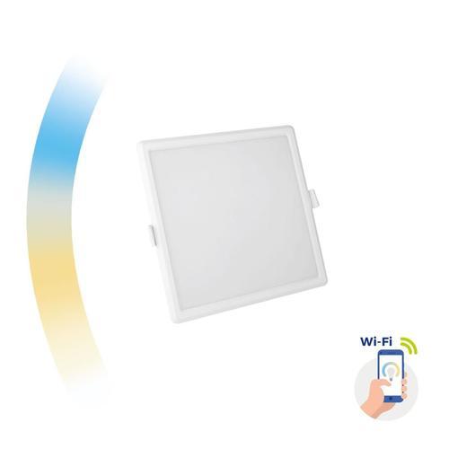 Algine 12w Cct + Dim Wi-Fi Spectrum Smart Square
