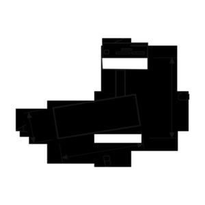 Mdr Branta Lux 940 25w 230v 24. Schwarz Vivid Dali small 1