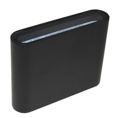 Fassadenleuchte Floow LED 2x3W 4000K schwarz oben / unten