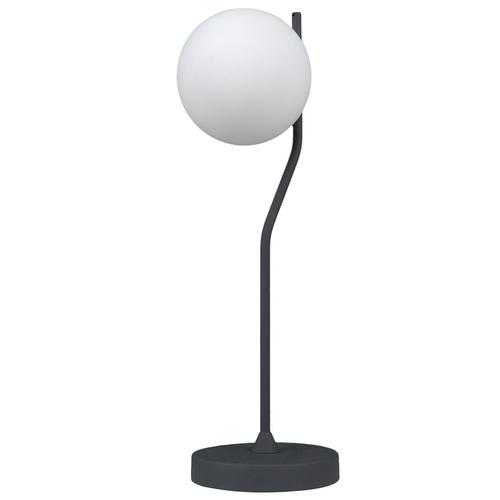 Schwarze Carimi G9 Schreibtischlampe